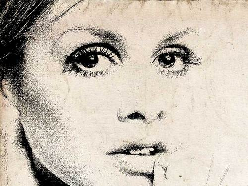 Twiggy wolpeyper probably containing a portrait called Twiggy