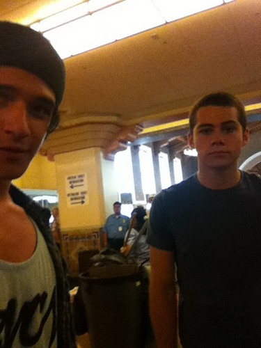 Tyler & Dylan go to San Diego