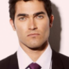 Tyler Hoechlin picha with a business suit titled Tyler Hoechlin