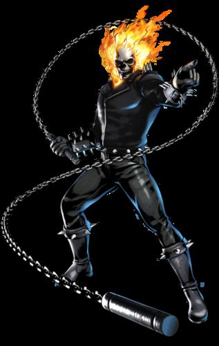 Ultimate Marvel vs Capcom 3 | Ghost Rider