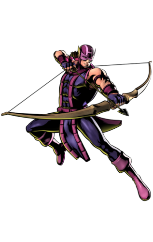 Ultimate Marvel vs Capcom 3 | Hawkeye