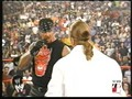 Undertaker, Brock Lesnar & Triple H Segment - (2002) - undertaker photo
