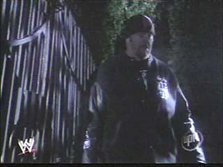 Undertaker talks about Vince McMahon - (2003)