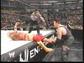 Undertaker vs Hulk Hogan for the WWE Undisputed titel - (2002)