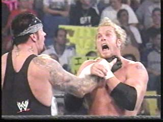Undertaker vs Test at Summerslam - (2002)