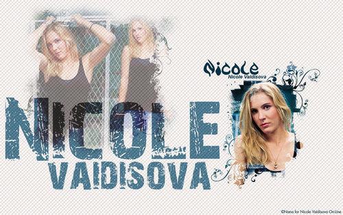 Nicole Vaidišová in Chain Link