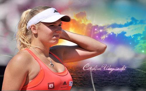 Caroline Wozniacki in Woz Realm