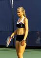 Jelena Dokić likes Practice to be Informal