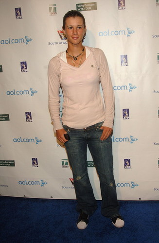 Tsvetana Pironkova is Gorgeously Casual