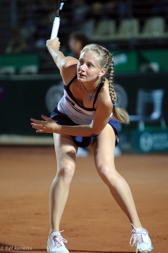 Anna Chakvetadze plays Balls with Finesse