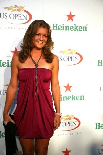 Agnieszka Radwańska is Fashion Fabulous