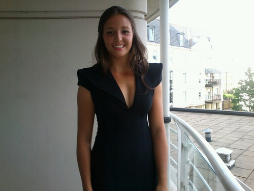 Laura Robson in Keep It Sweet & Simple
