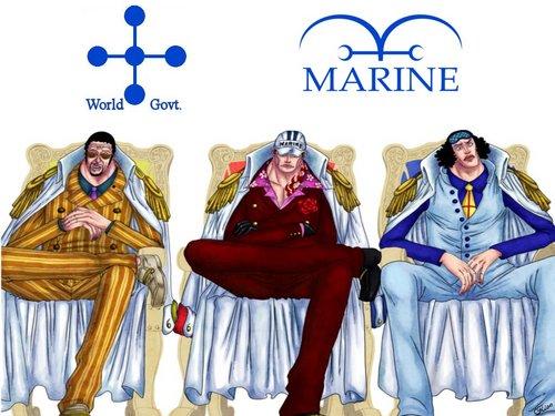 Warning!! Marine Admiral!!