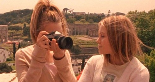 Mary-Kate & Ashley Olsen images When In Rome wallpaper and background photos