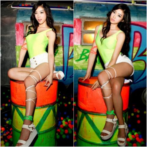Yejin (brave girls)
