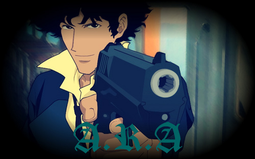 cowboy - cowboy-bebop Fan Art