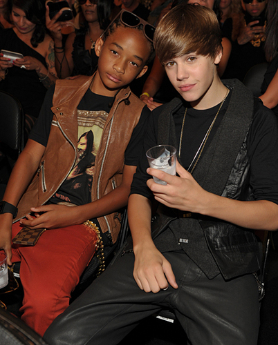 cute jaden and justin
