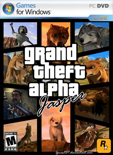grand theft alpha - jasper