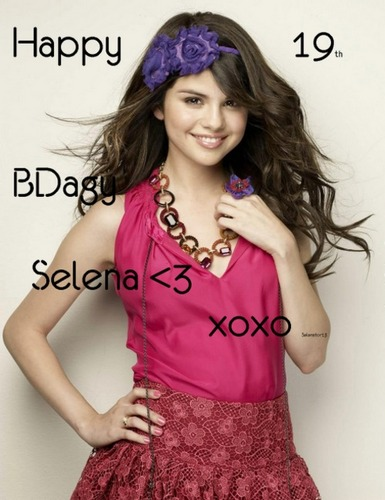 happy 19th bday selena!