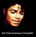 i'm beautiful - michael-jackson photo
