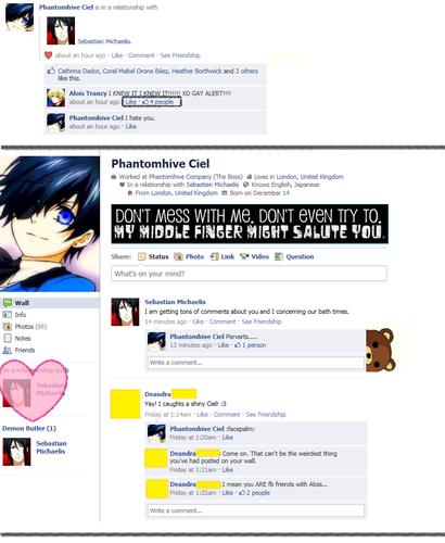 kuroshitsuji facebook