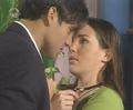 la mujer de judas - Gloria (CHANTAL BADAUX), Salomon (JUAN CARLOS GARCIA) - telenovelas photo