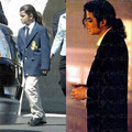 mike and blanket - michael-jackson photo
