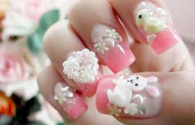 Nails, Nail Art wallpaper possibly with a rose, a bouquet, and a rose titled nails