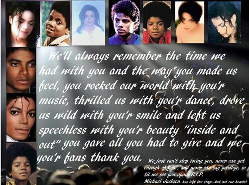 thank you MJ