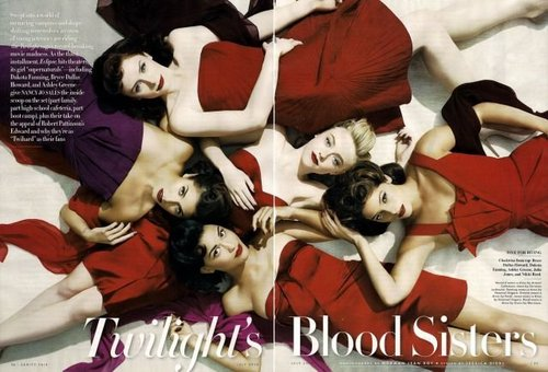 twilight's blood sisters