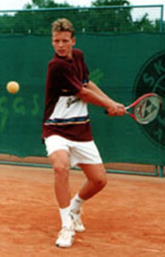 young Berdych