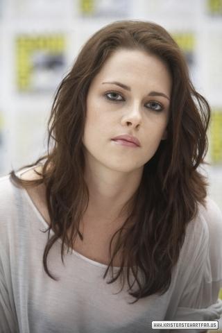 Comic Con 2011: 'The Twilight Saga: Breaking Dawn - Part 1' Panel. [21 July]