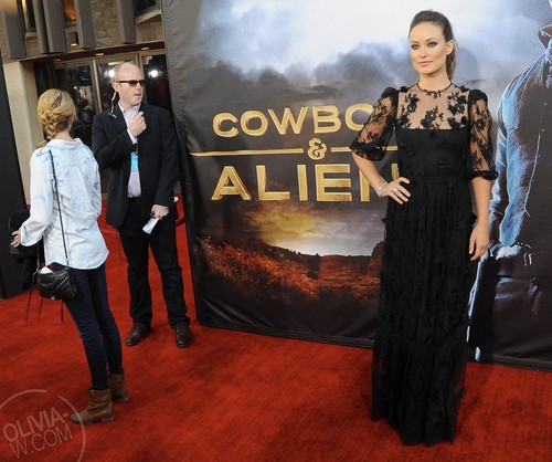 'Cowboys and Aliens' Premiere [July 23, 2011]