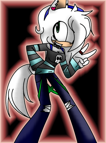 .:Crossbone The Punk Dog:. ~Gift from Solar_Soul