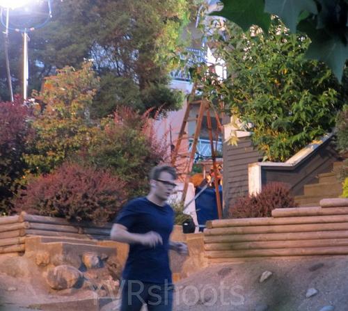/!\ MINOR SPOILER - Seth Gabel On The Set - Filming Season 4