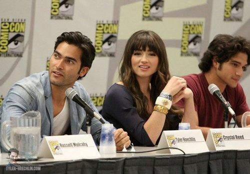 "MTV's ""Teen Wolf"" - Comic-Con 2011 - July 23"
