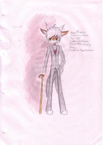 .:Marcus Kuro the Antelope:.