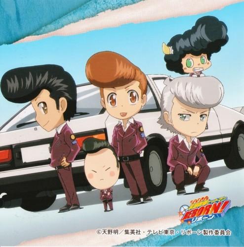 """""""Tetsuya Kusakabe"""" hair-style"""