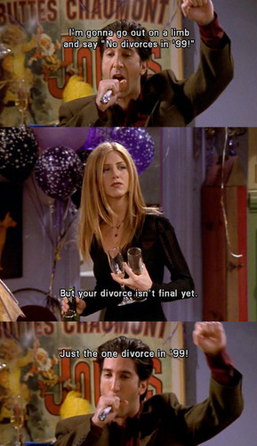 Ross and Rachel wallpaper entitled :x