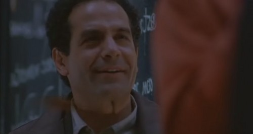Tony Shalhoub wallpaper possibly containing a business suit and a portrait titled 13 Ghosts