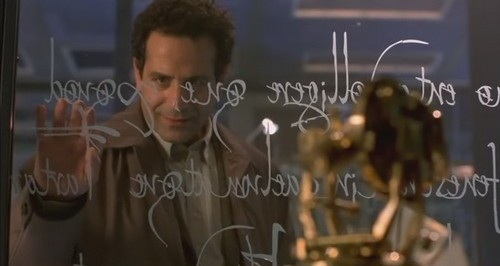 Tony Shalhoub wallpaper possibly containing a portrait called 13 Ghosts