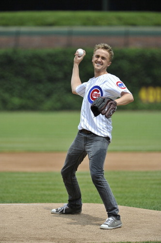 2011: Chicago Cubs game