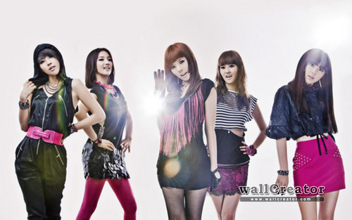 4minute - kpop-girl-power Wallpaper