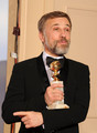 67th Annual Golden Globe Awards - Press Room - christoph-waltz photo