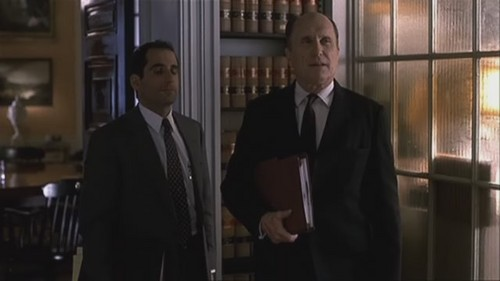 Peter Jacobson wallpaper containing a business suit and a suit titled A civil action