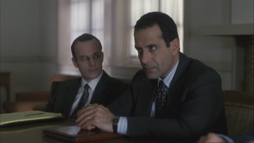 Tony Shalhoub wallpaper containing a business suit, a suit, and a judge advocate called A civil action