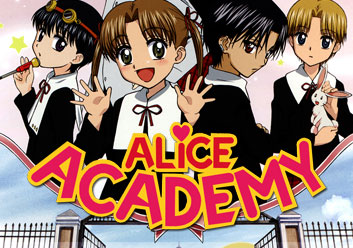 mikio wallpaper containing anime entitled Alice Academy