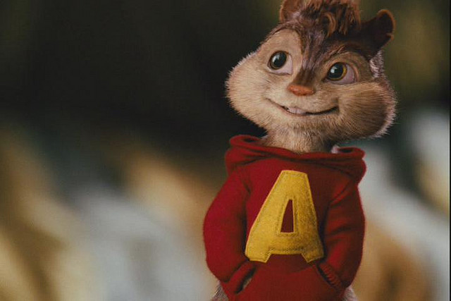 Alvin And The Chipmunks Theodore And Eleanor Wallpaper Alvin Seville images A...