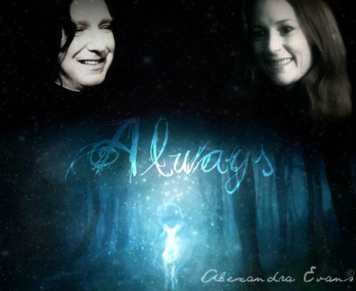 Severus Snape wallpaper called Always