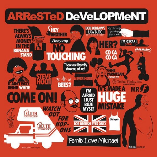 Amazing Arrested Development Shirt!